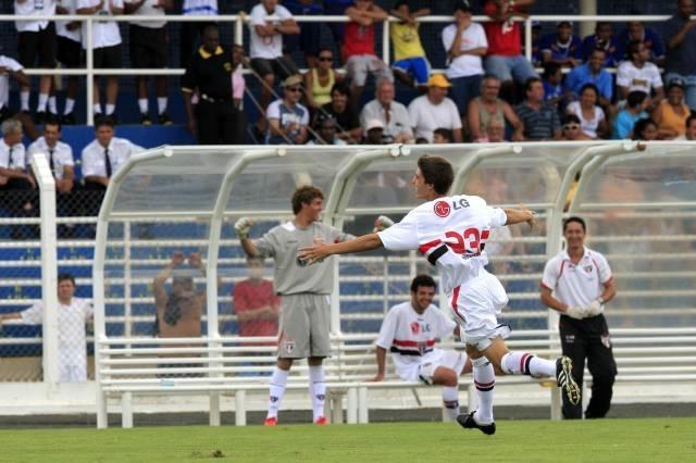 Copa São Paulo de Fut. JR SPFC 6 x 0 Operário-MS