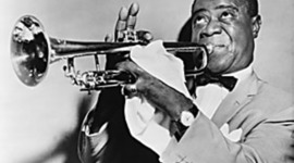 Music of Louis Armstrong timeline