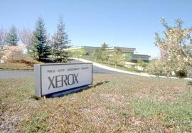 UNIX y la fibra optica y la creacion de XEROX PARC