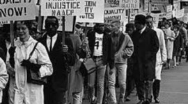 Civil Rights English Timeline