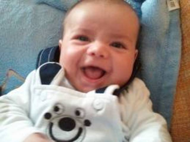3 meses de nacido