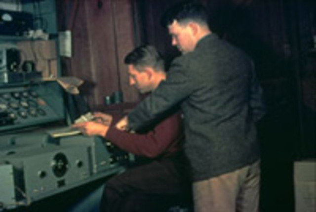 Hewlett-Packard is Founded. David Packard and Bill Hewlett found Hewlett-Packard