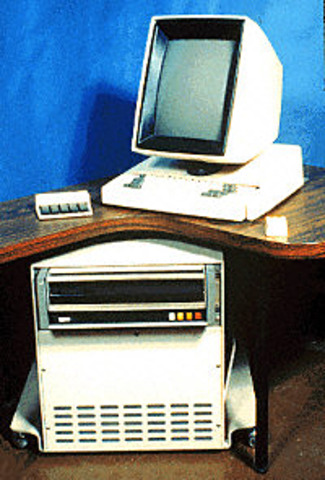 Researchers at the Xerox Palo Alto Research Center designed the Alto — the first work station with a built-in mouse for input.