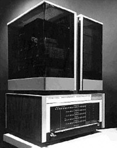 Digital Equipment Corp. introduced the PDP-8
