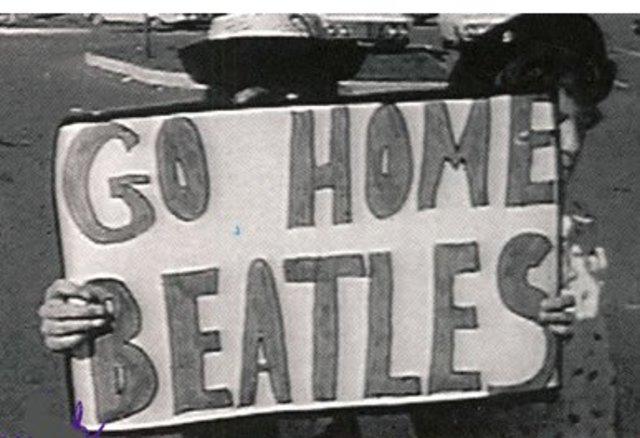Go Home Beatles