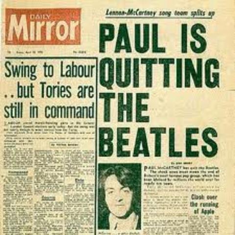 Bye, Paul