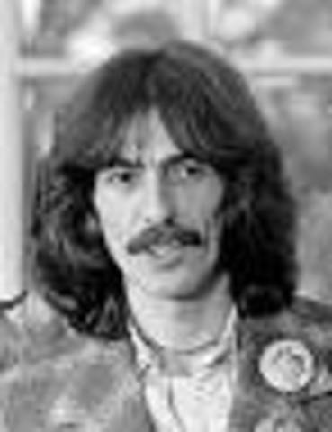 George dies from cancer.