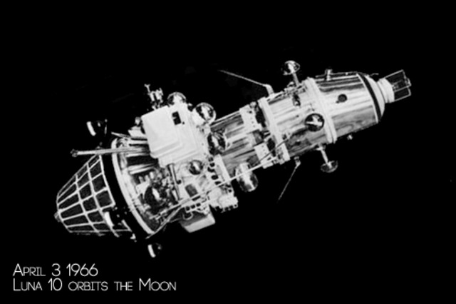 Soviet Luna 10