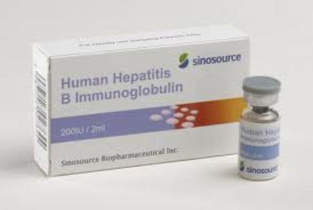 Testing of the HBV vaccine begins.