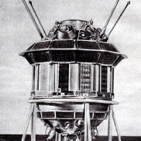 USSR launches Luna 3