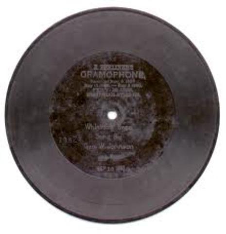 Gramophone Disc