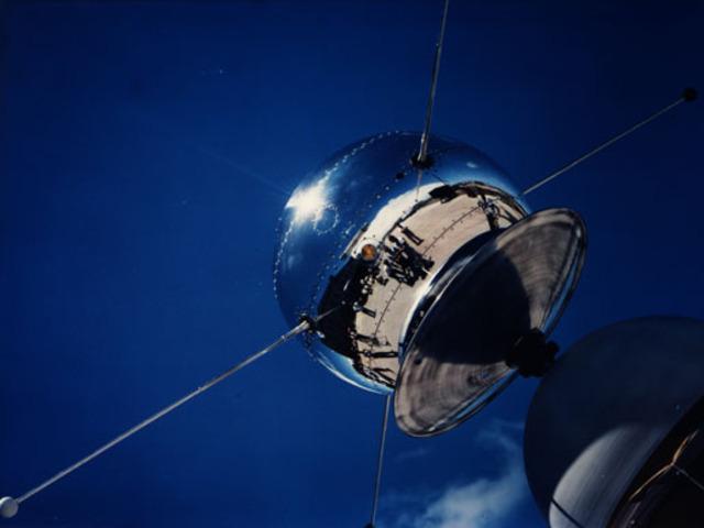 U.S Launch of of the Vanguard satellite
