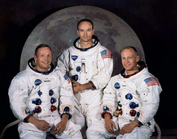 FINALLY! First man on moon!:)