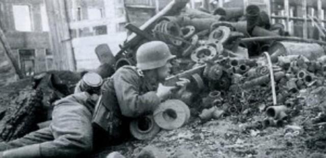 II GM-Batalla de Stalingrado