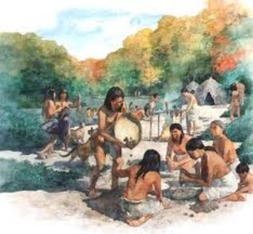 Agricultural Revolution (10,000 years ago)
