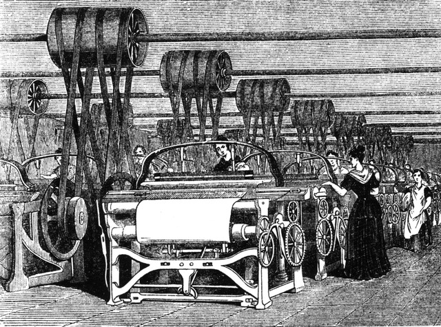 Industrial Revolution (275 years ago)