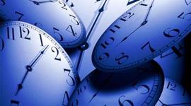 Tempo, tempo, tempo... timeline