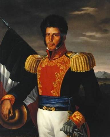 Vicente Guerrero 1829