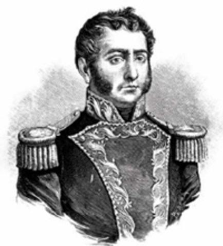 Melchor Múzquiz 1832