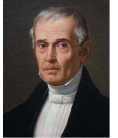 Valentín Gómez Farías 1833