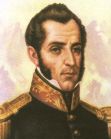 Miguel Barragán 1835-1836