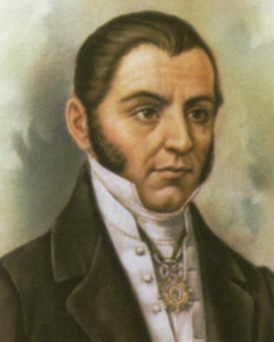 José Justo Corro 1836-1837