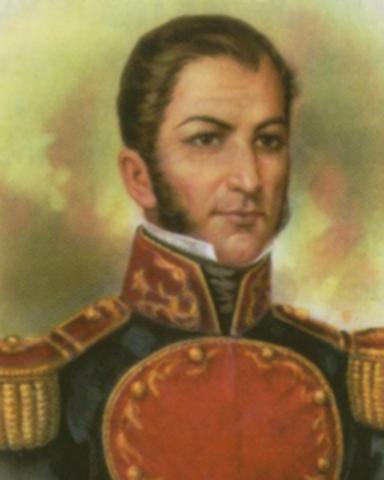 Nicolás Bravo 1839