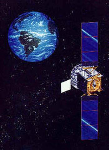 Eκτόξευση πρωτου δορυφόρου