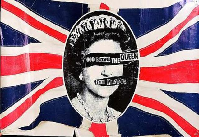 The Sex Pistols' God Save the Queen banned by BBC