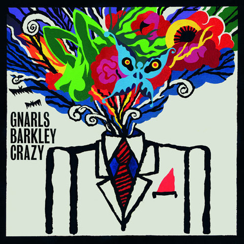 "Gnarls Barkley's ""Crazy"" is the first uk number one based on download sales alone"