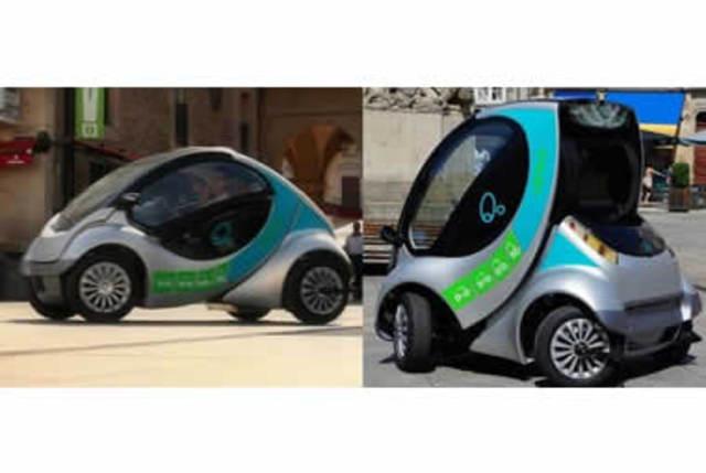 Αναδυπλούμενο αυτοκίνητο