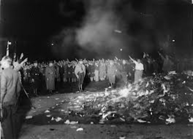 Berlin Book Burning