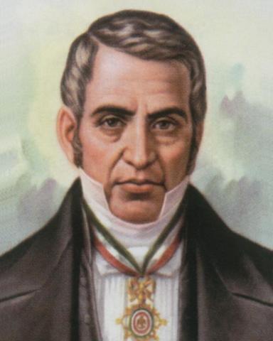 Manuel de la Peña y Peña 1847