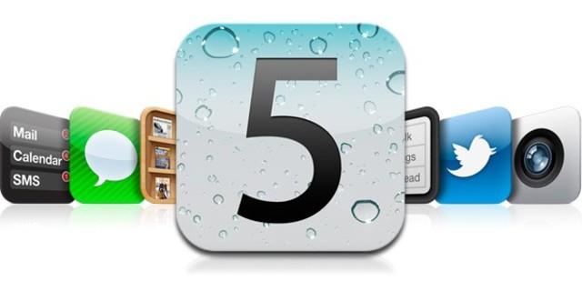 Lanzamiento de iOS 5