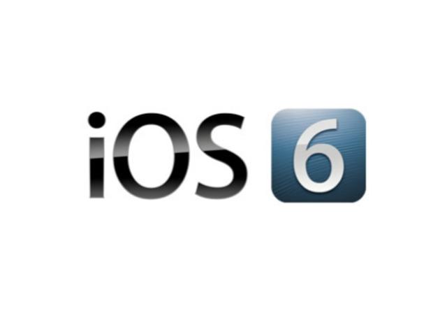 Lanzamiento de iOS 6