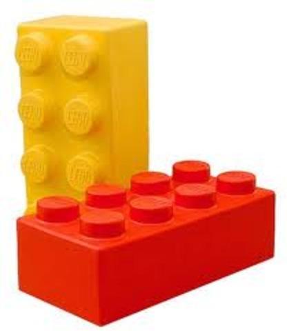 Τα πρώτα τουβλάκια LEGO