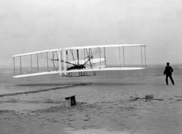 Η εφεύρεση του αεροπλάνου