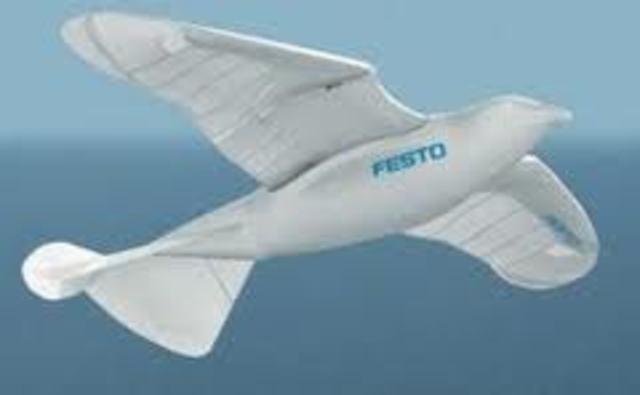 Πτηνό-ρομπότ: SmartΒird