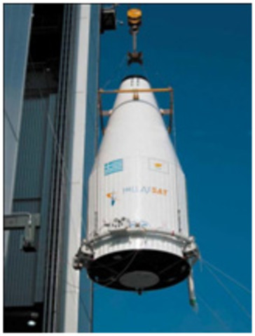 Hellas Sat 2 ο πρώτος ελληνικός δορυφόρος