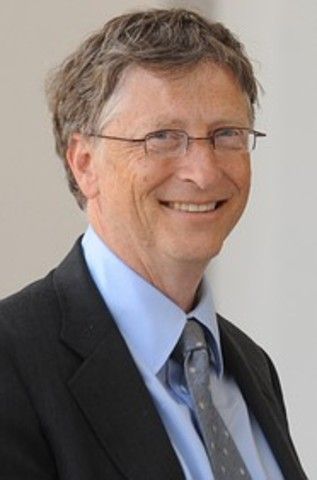 Gates placed himself as head of Microsoft