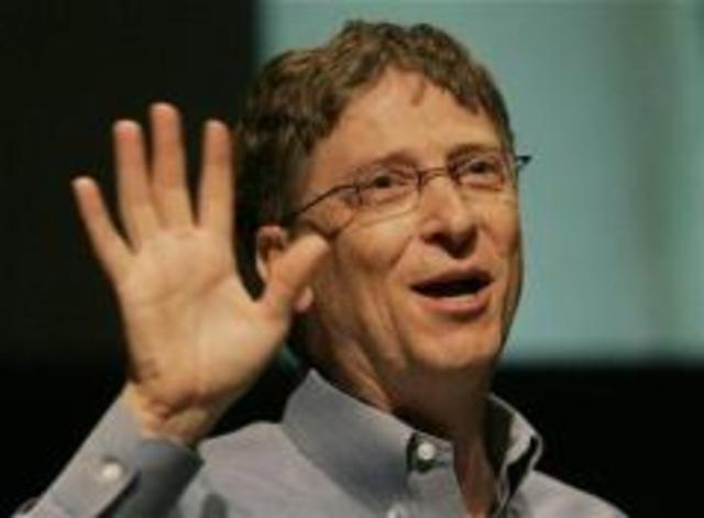 Bill Gates last day...