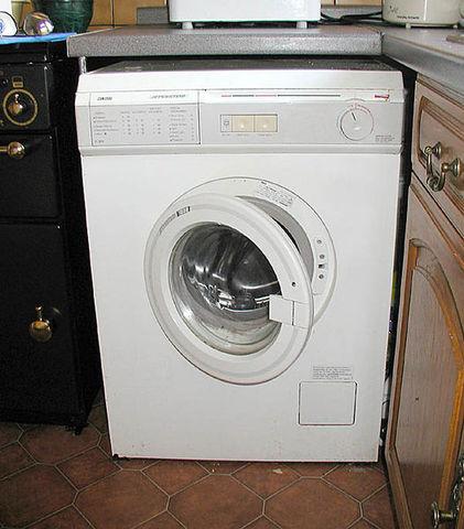 Το πρώτο πλυντήριο ρούχων