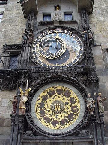 Αστρονομικό Ρολόι της Πράγας