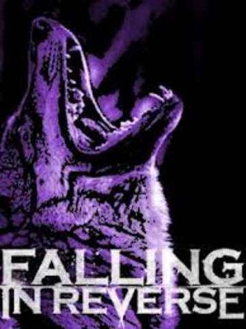 One of Falling in Reverse's album where released (raised by wolves)