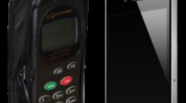 Evolution of Cell Phones timeline