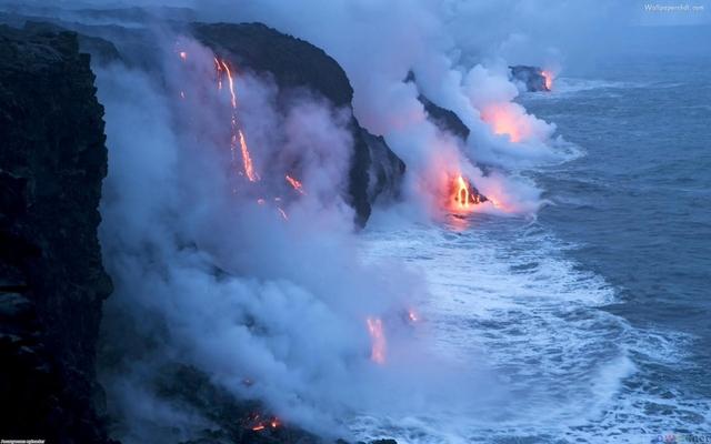 Vacano Eruption