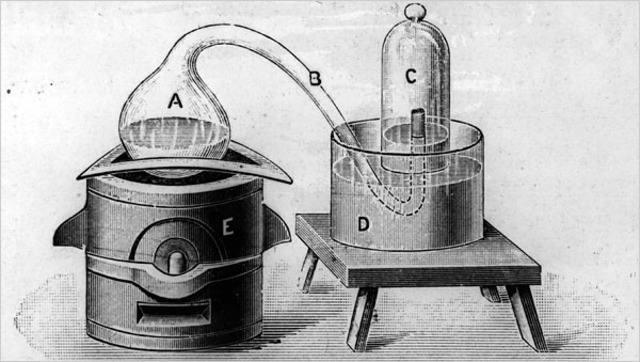 Joseph Priestly Invents Carbonated Water (Soda Water)