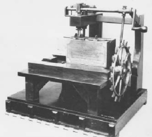 Invention of the 1st Mechanical Sewing Machine