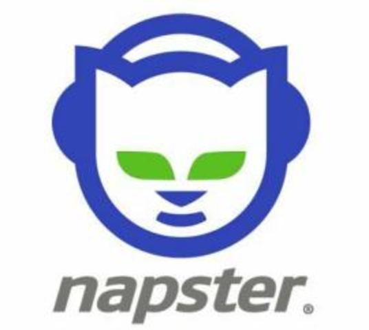 Developed Napster