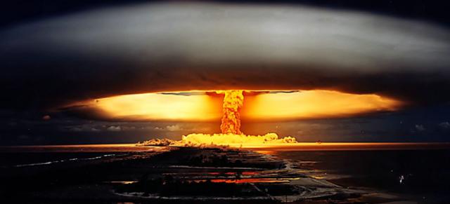 Εφεύρεση της Ατομικής Βόμβας